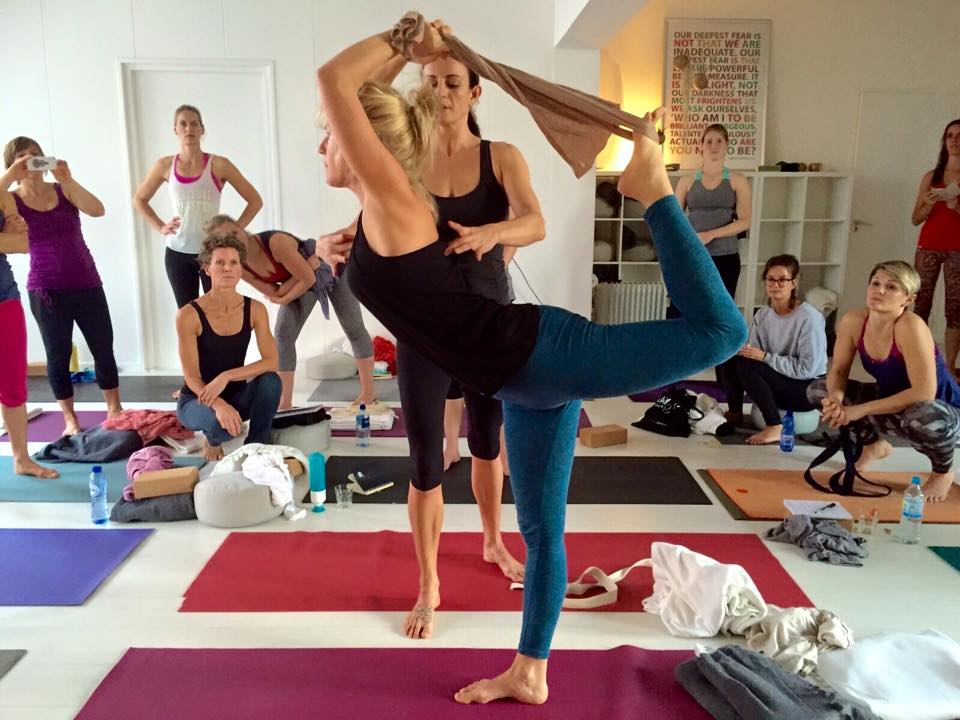 For a yogi the student teacher relationship is of great importance.