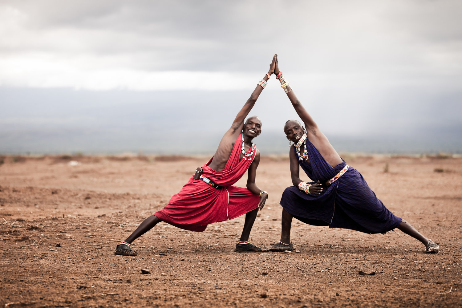 Photo:  Africa Yoga Project