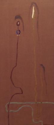 Clyfford Still, PH-299, 1943
