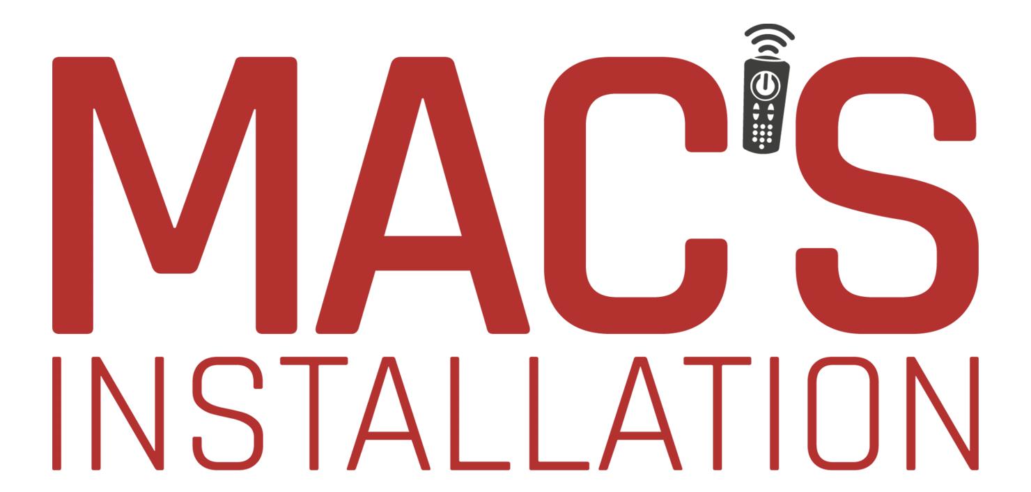 Macs Installation Logo