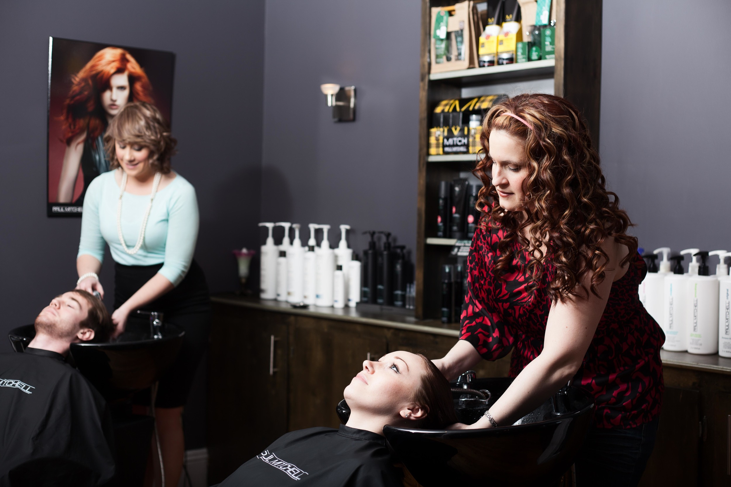 Full Focus Paul Mitchell Salon