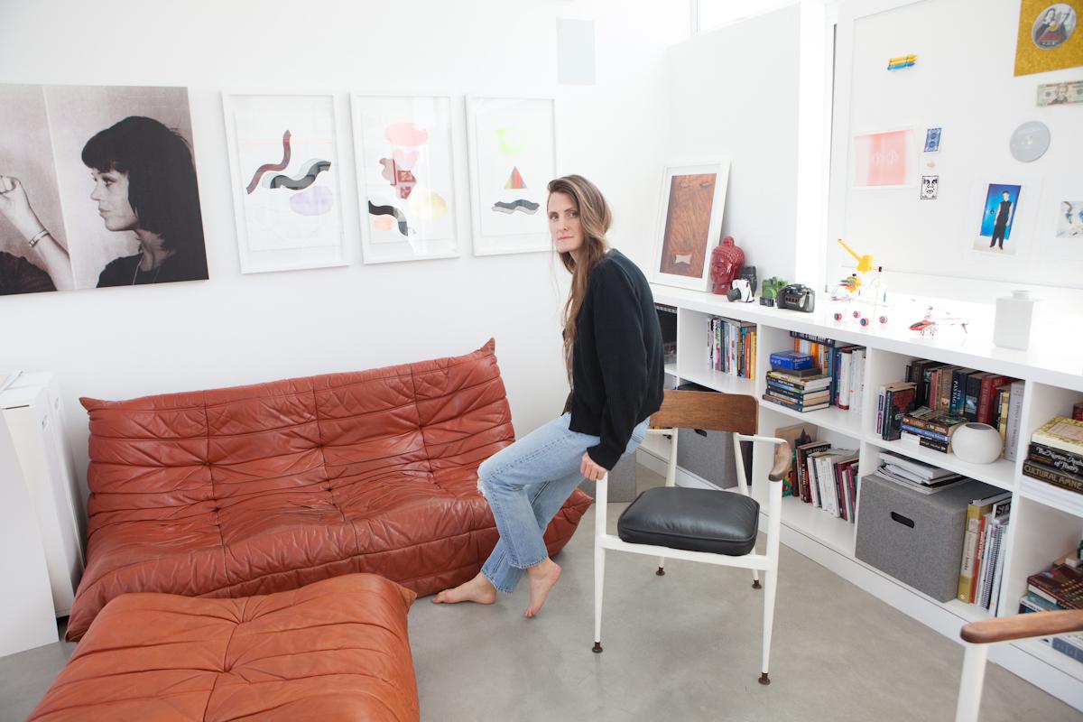 Collector Ara Katz