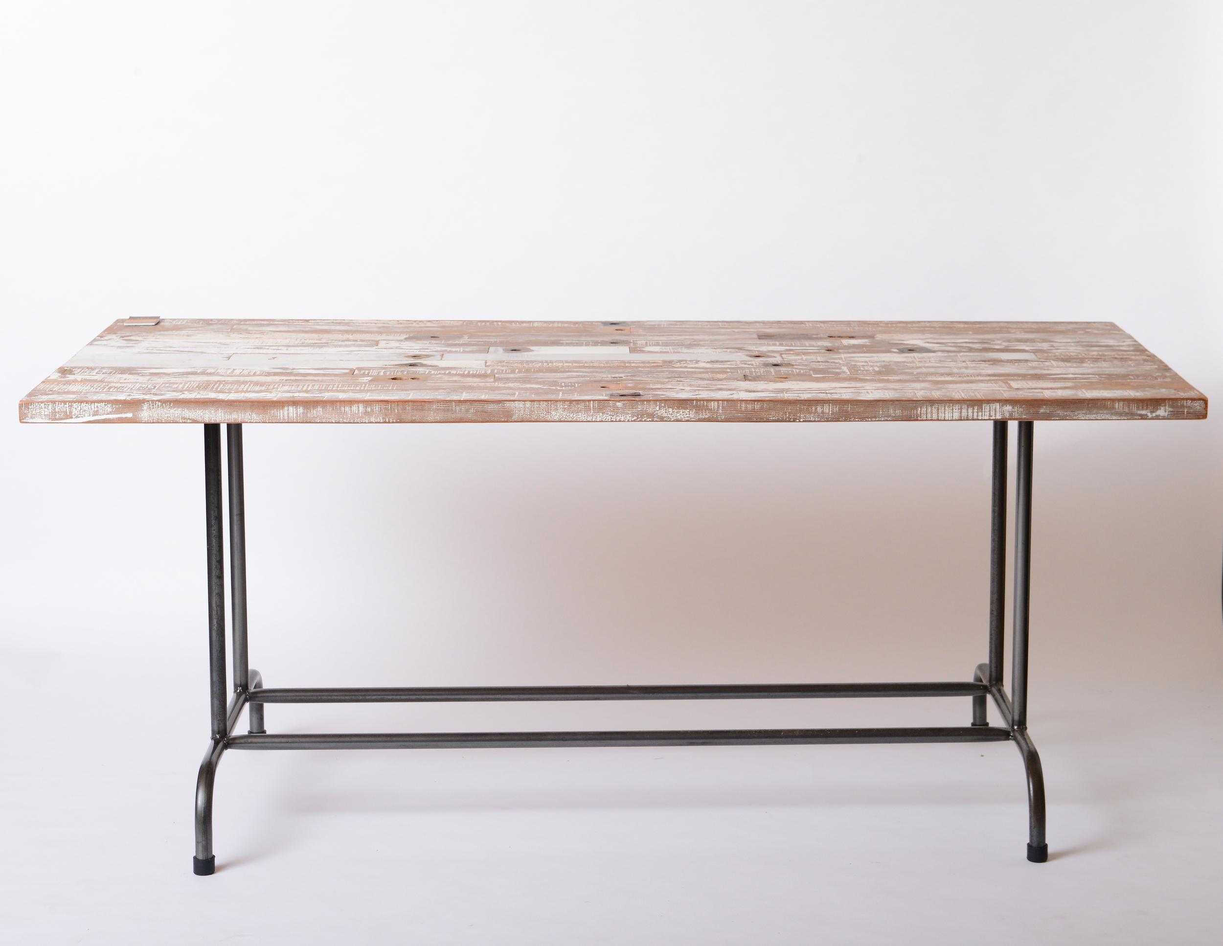 F-02 Laval dining table (BLACK) 栂木/台灣檜木  Size:L150~300xW80~90xH75cm  NT 26,000起 (未稅,運費另計)