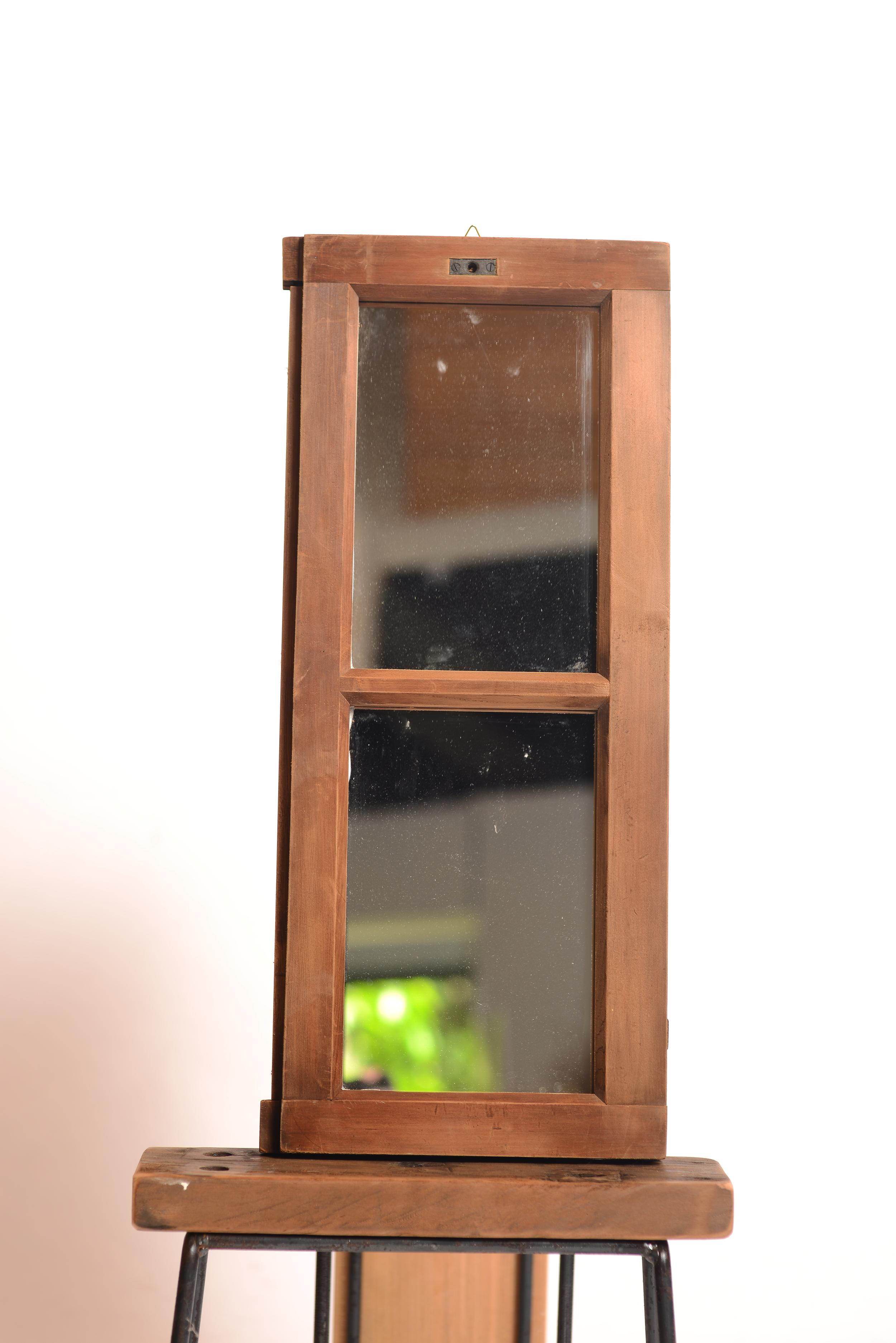 台檜二格鏡子 NT 1,200