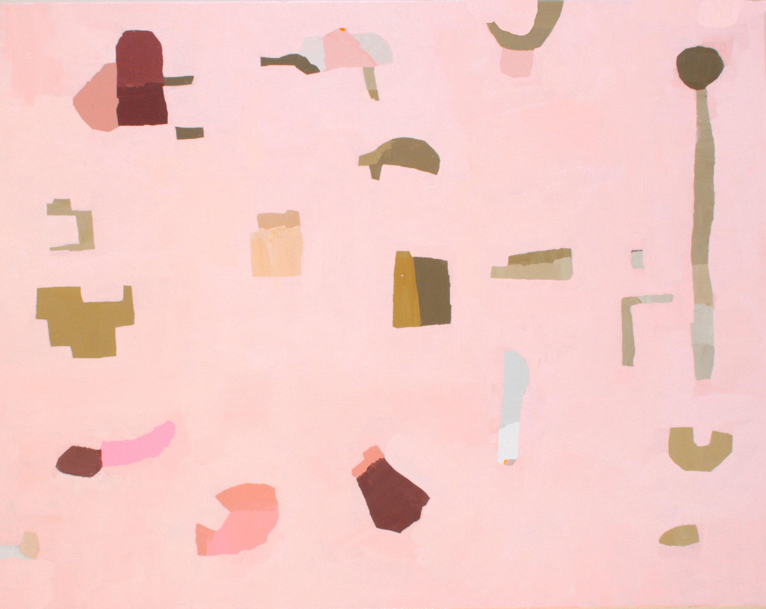 """""""Far Sight"""" 2017, oil on canvas, 46""""x36"""""""