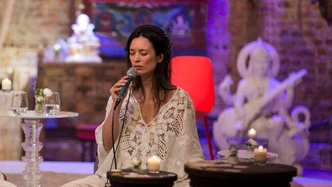 Ethereal live music -