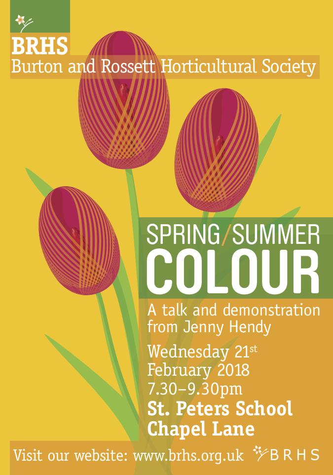Spring-Summer Colour