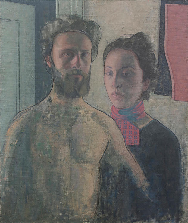Double Portrait 1, 2013