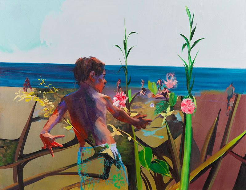 Sea Scene, 2014