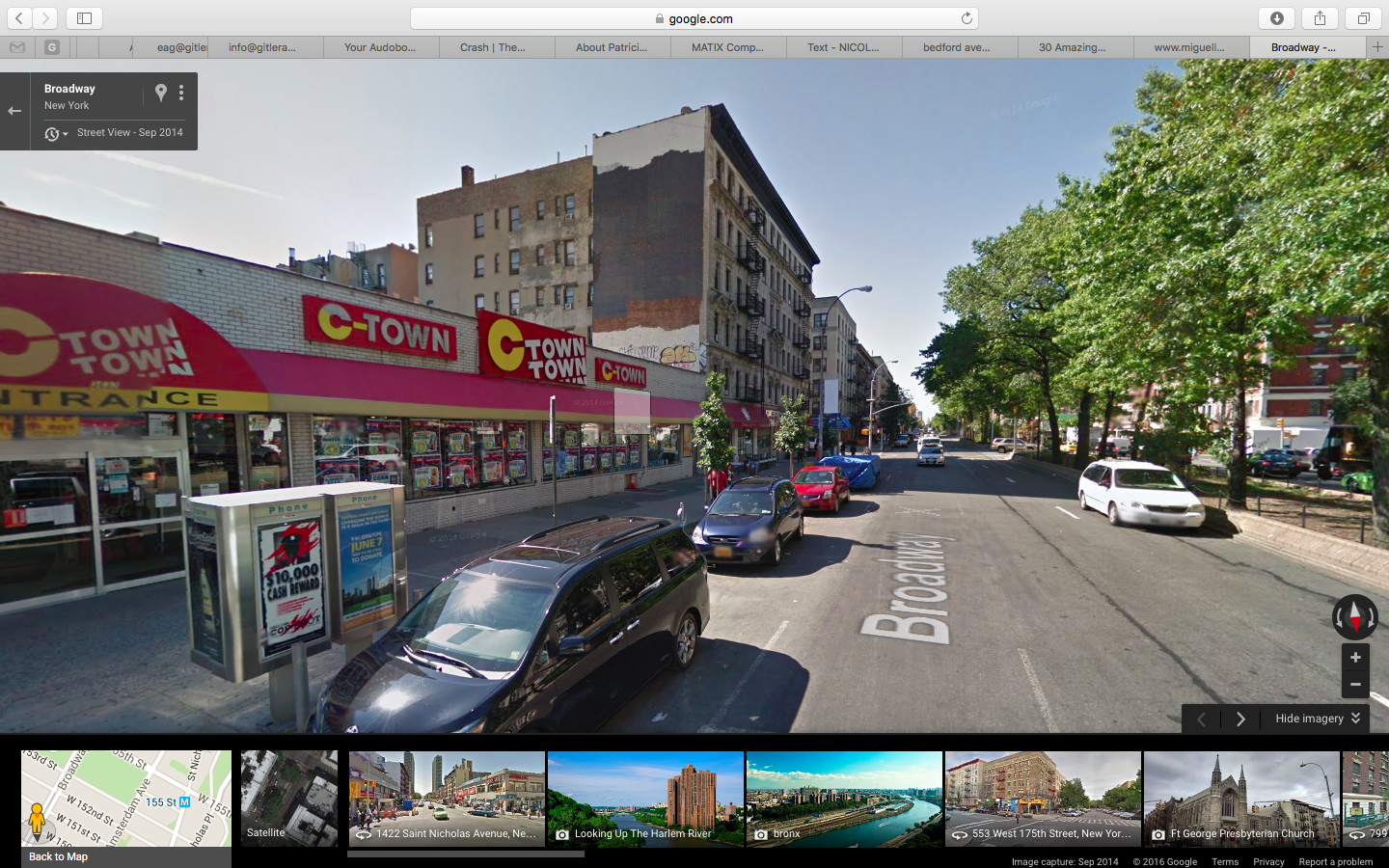 broadway - 149 and 150 2/4
