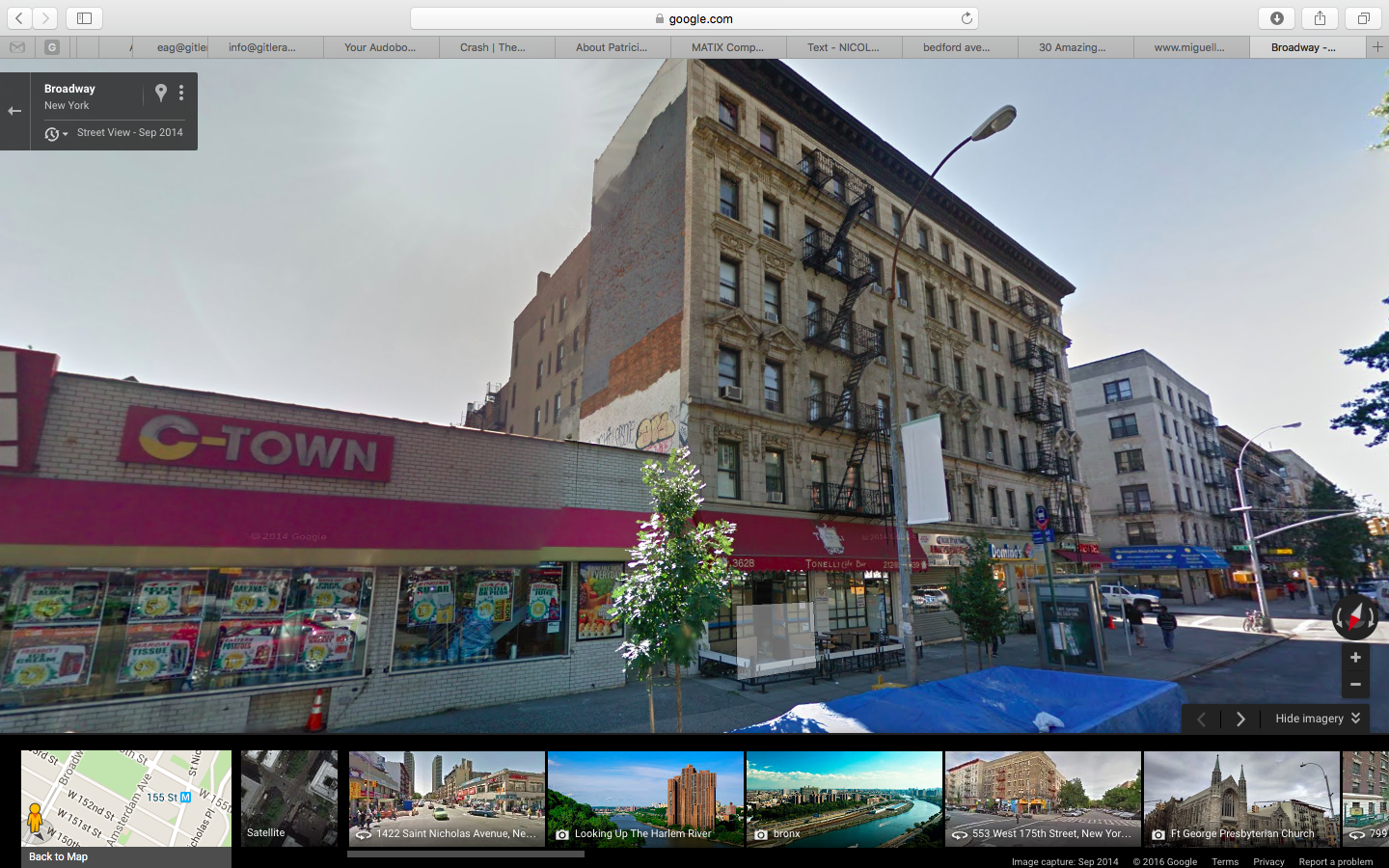 broadway - 149 and 150 3/4