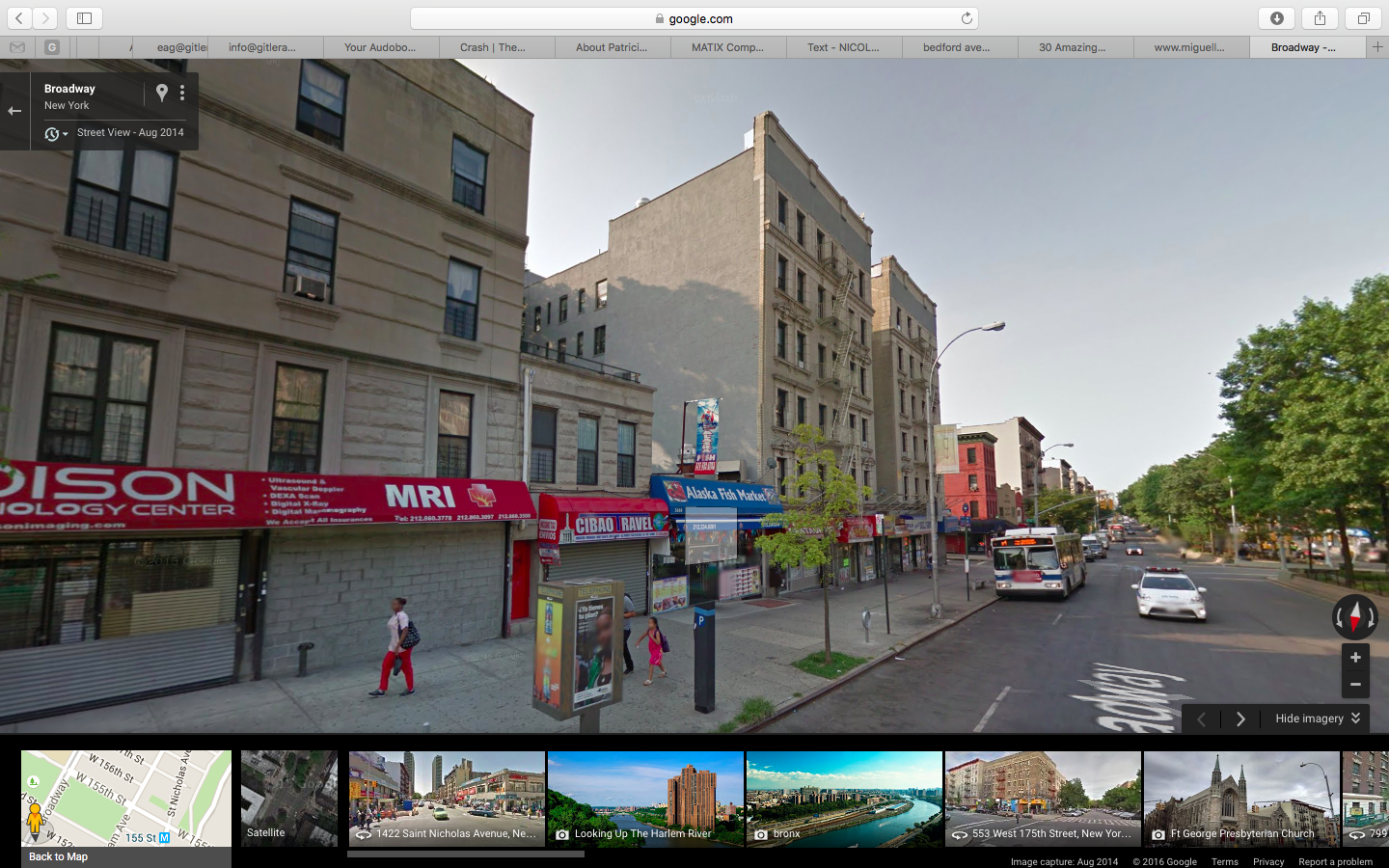 broadway - 151 and 152 1/2