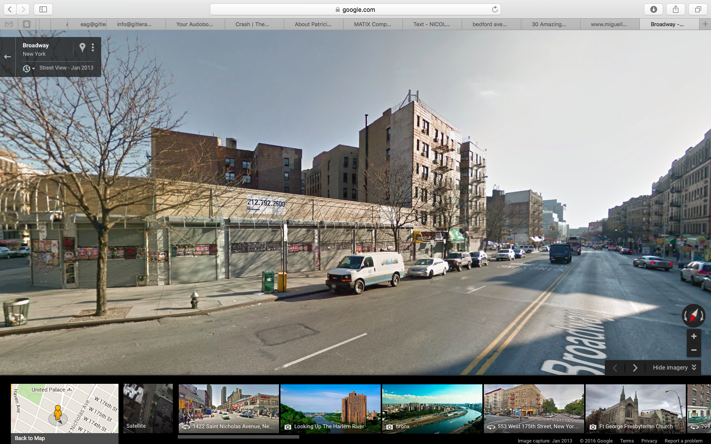 broadway - 172 and 173 1/4