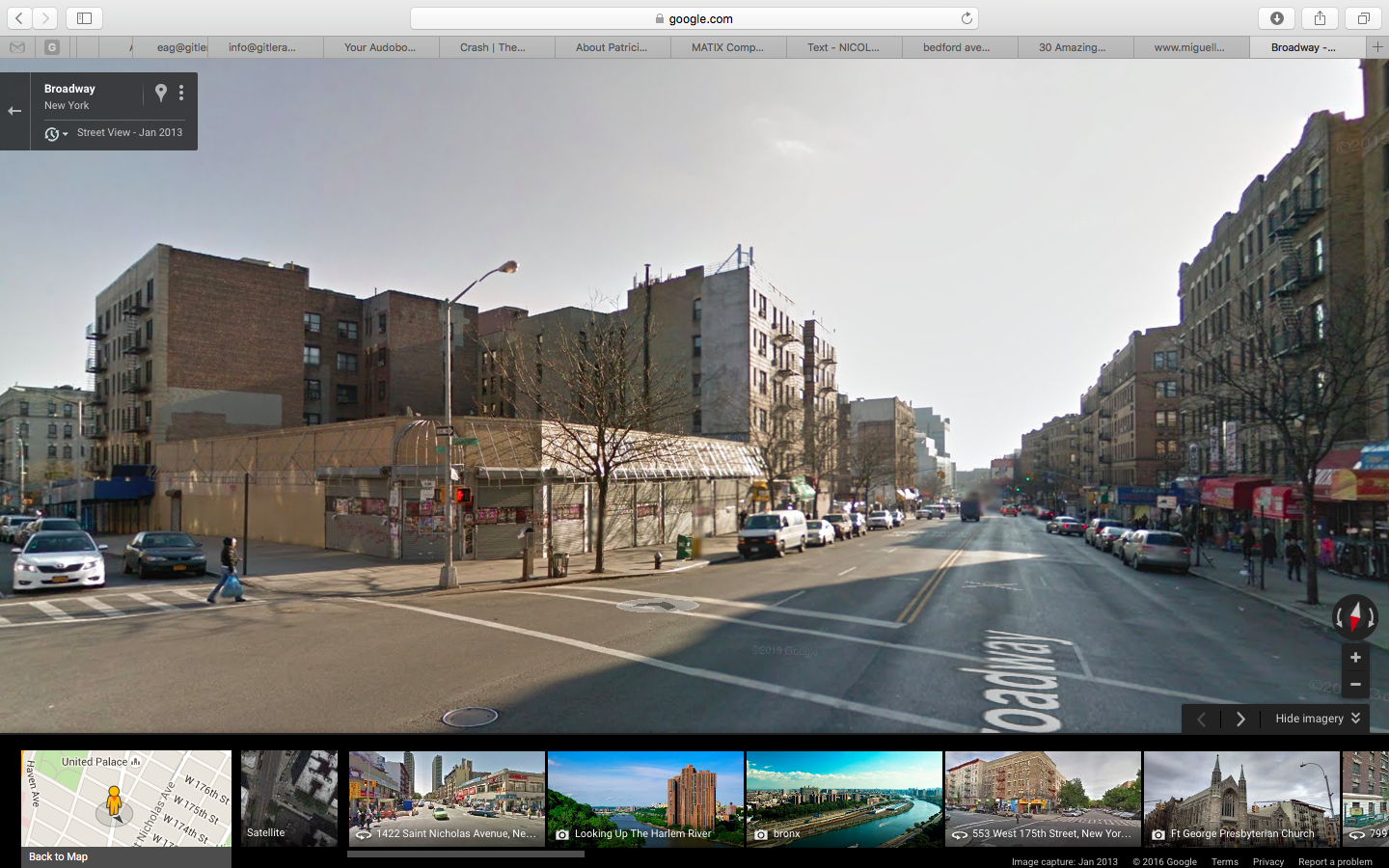 broadway - 172 and 173 4/4