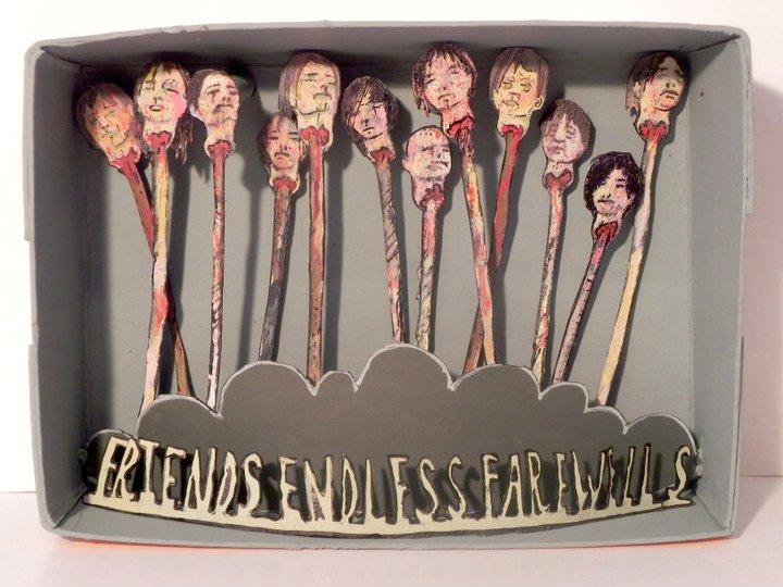 Friends Endless Farewells
