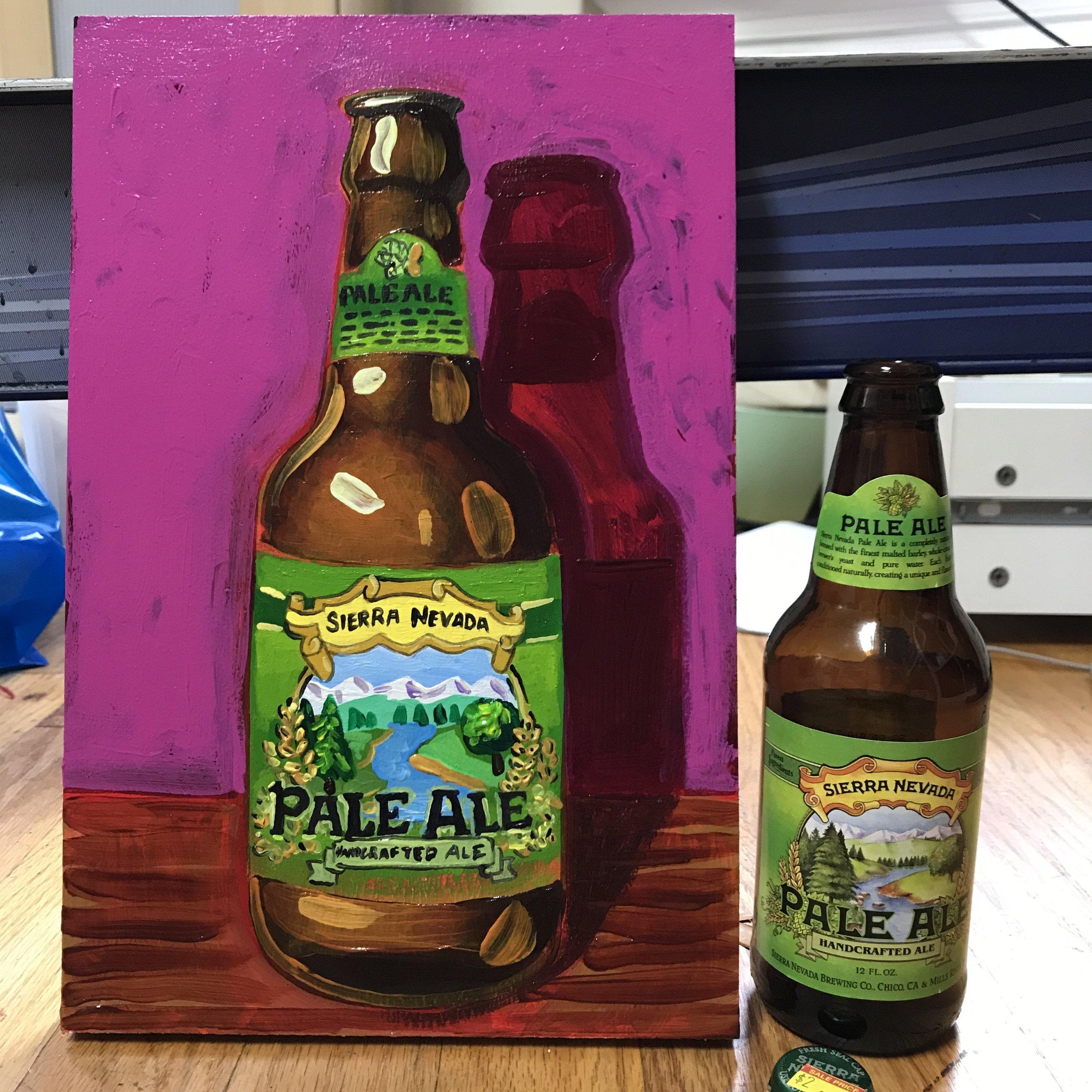 75 Sierra Nevada Pale Ale (USA)