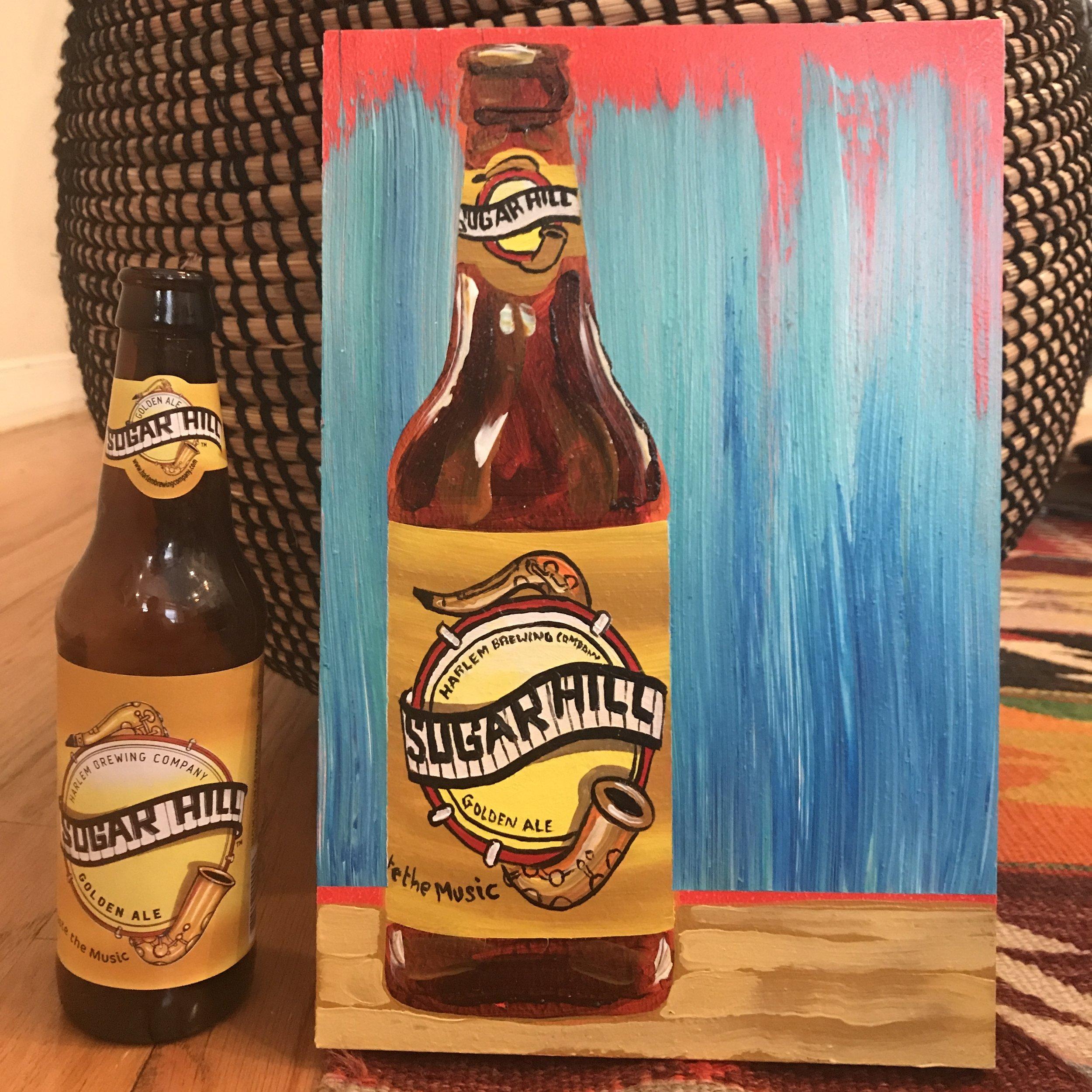 50 Harlem Brewing Sugar Hill Ale (USA)