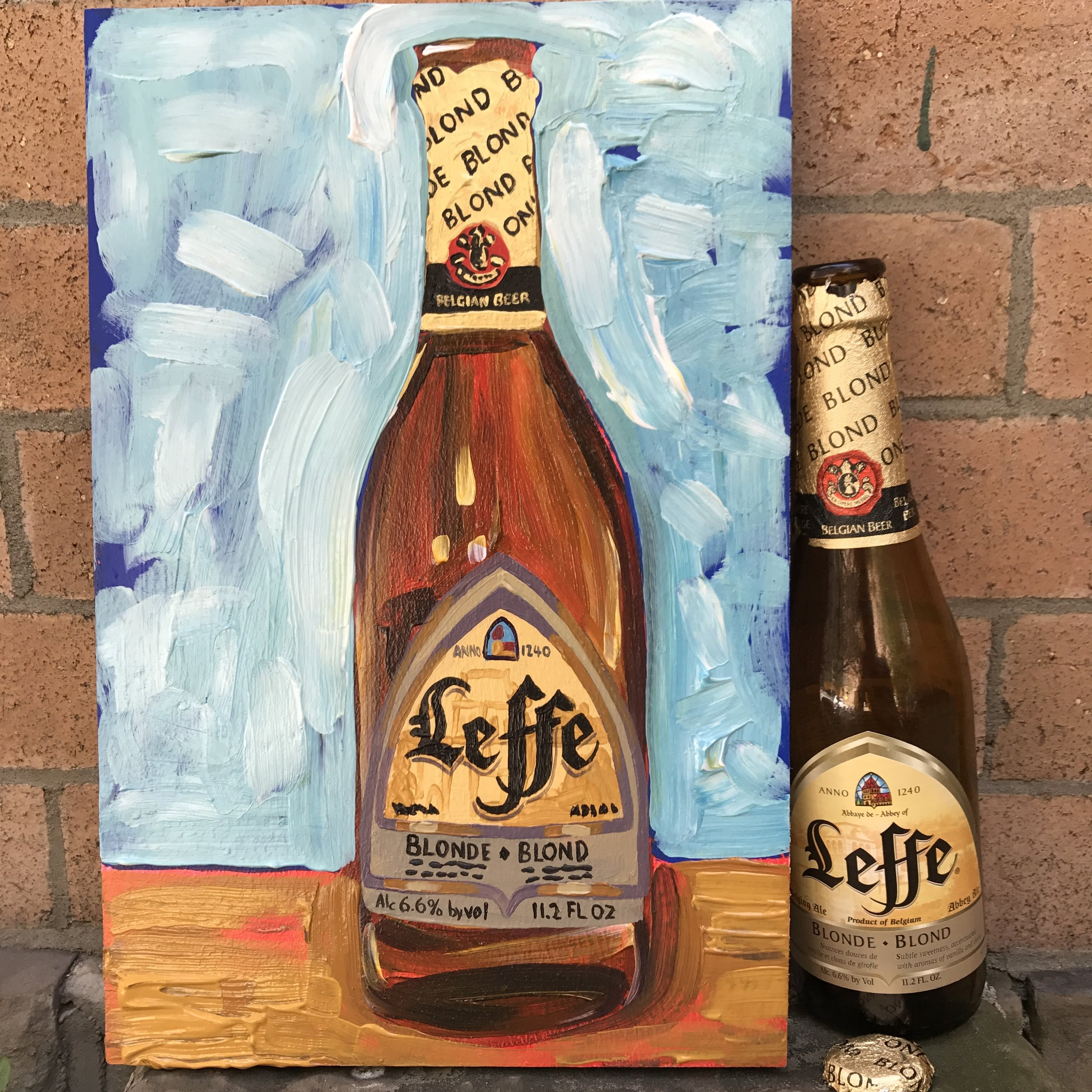 69 Leffe Blonde (Belgium)