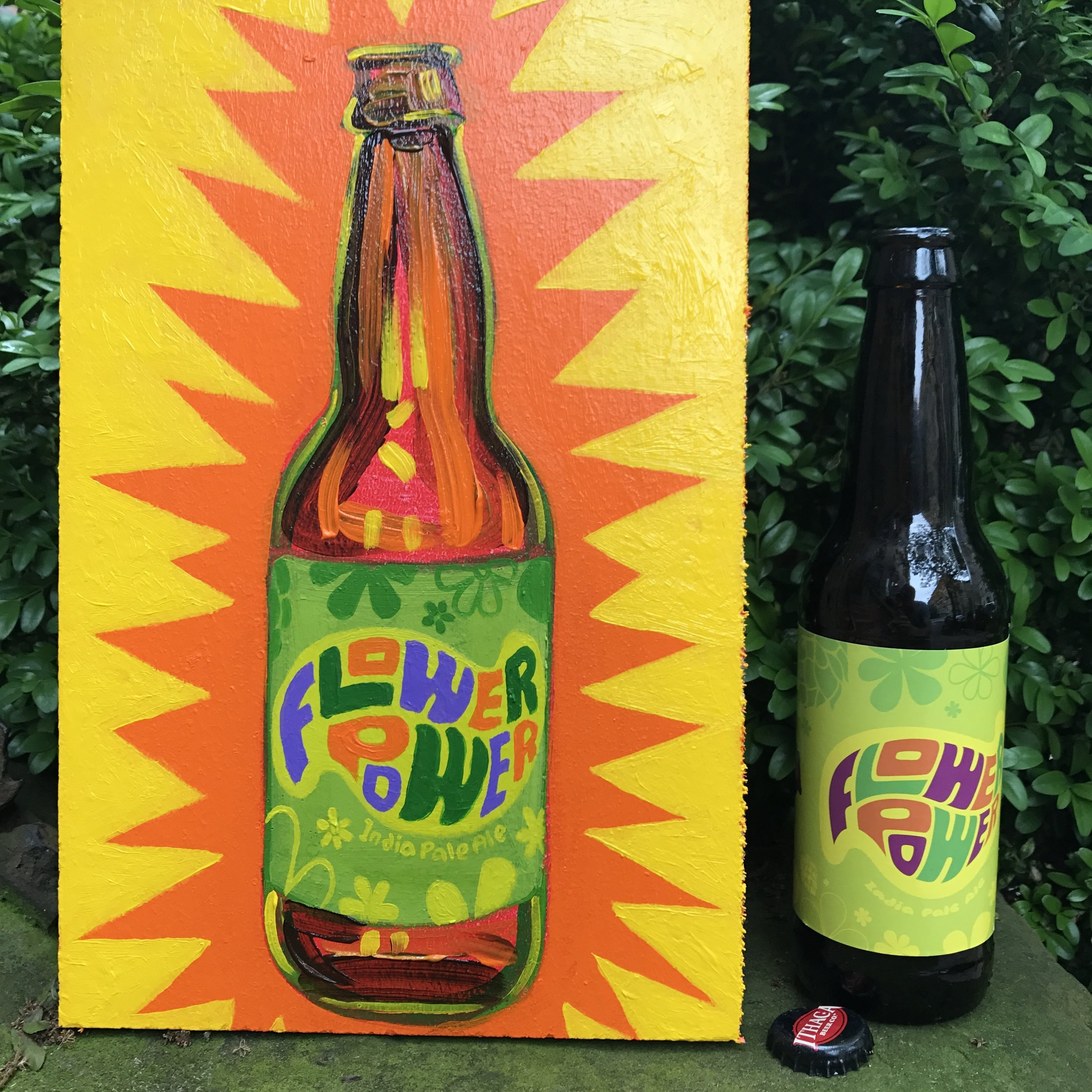 77 Flower Power India Pale Ale (USA)