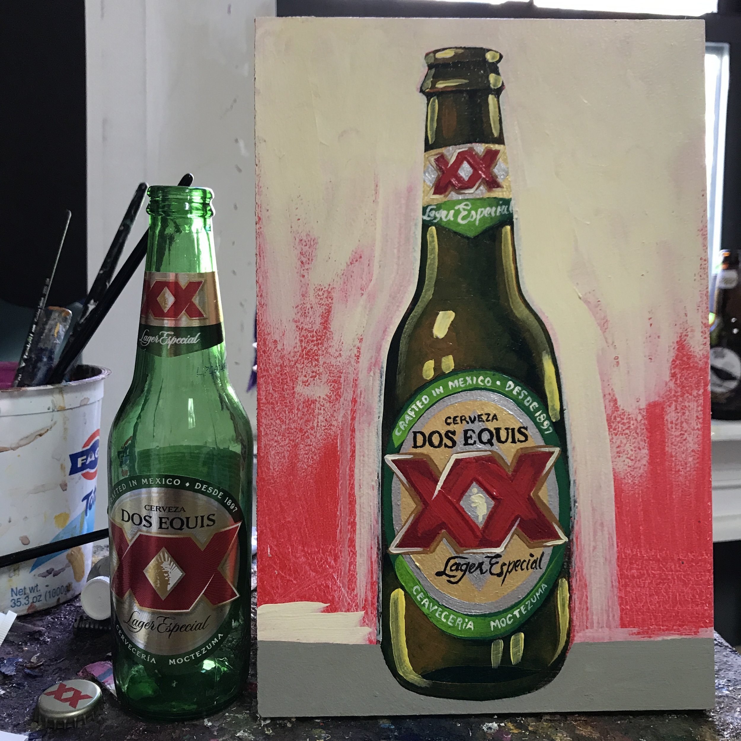 79 Dos Equis (XX) Lager (Mexico)