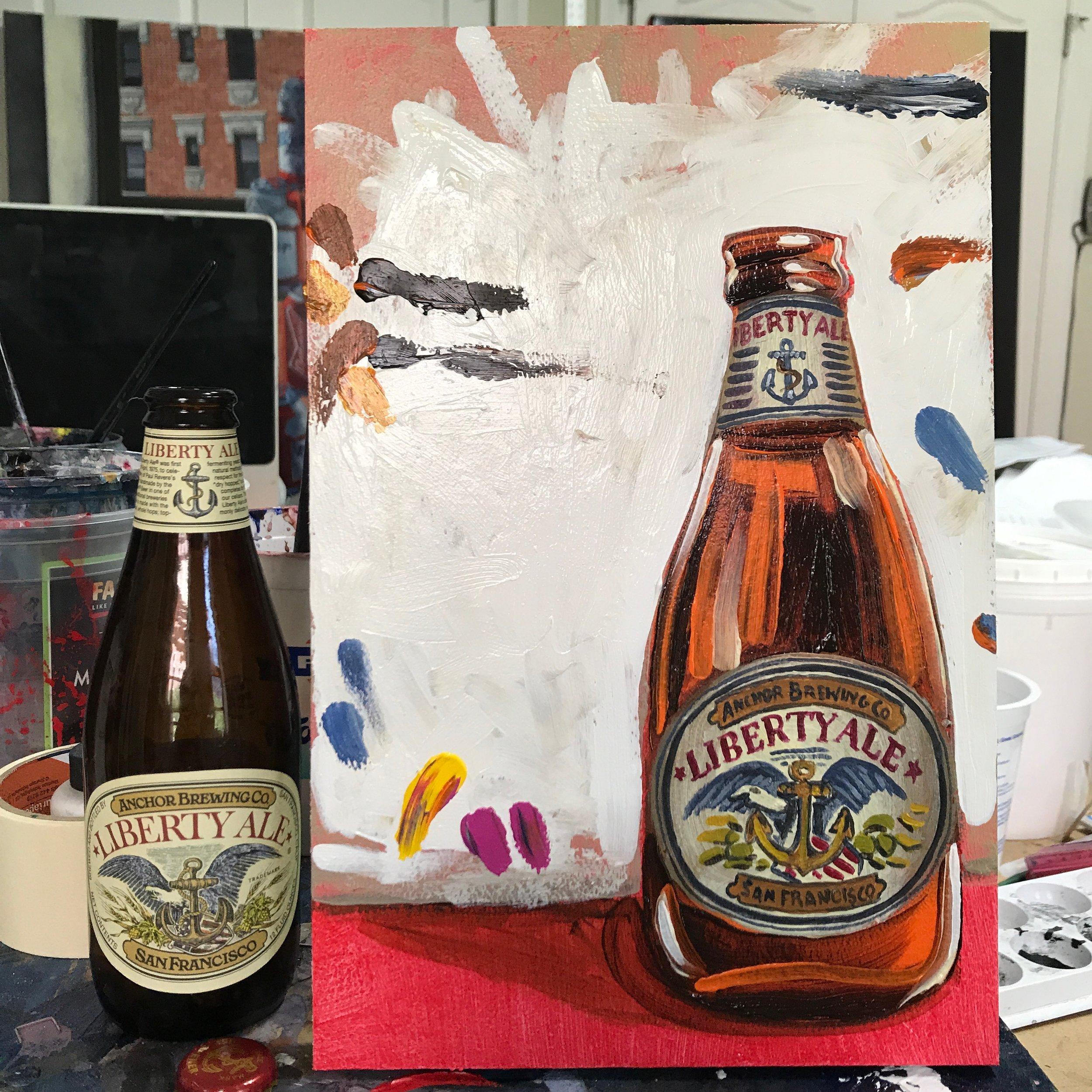 84 Anchor Liberty Ale (USA)