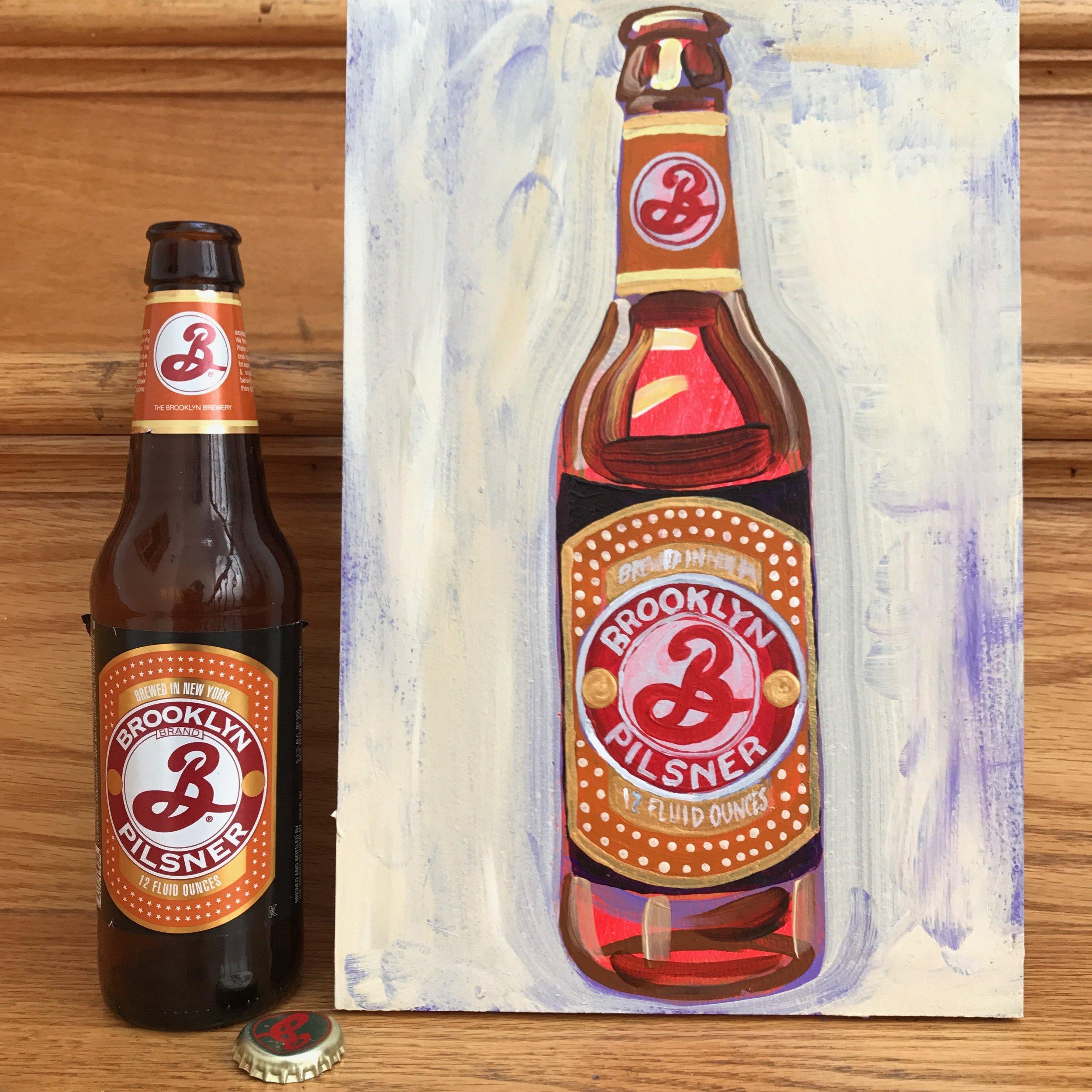 87 Brooklyn Pilsner (USA)