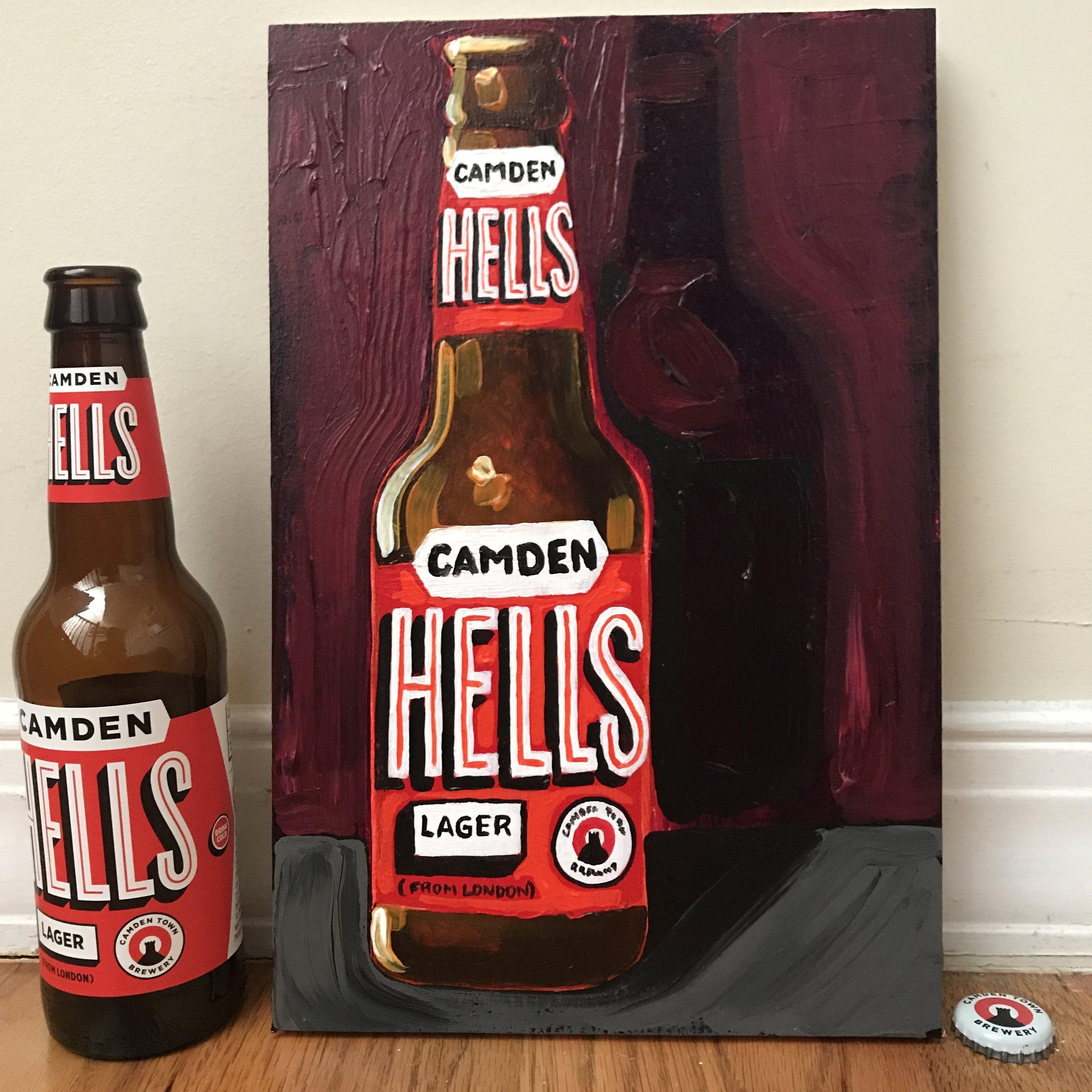 47 Camden Hells Lager (UK)