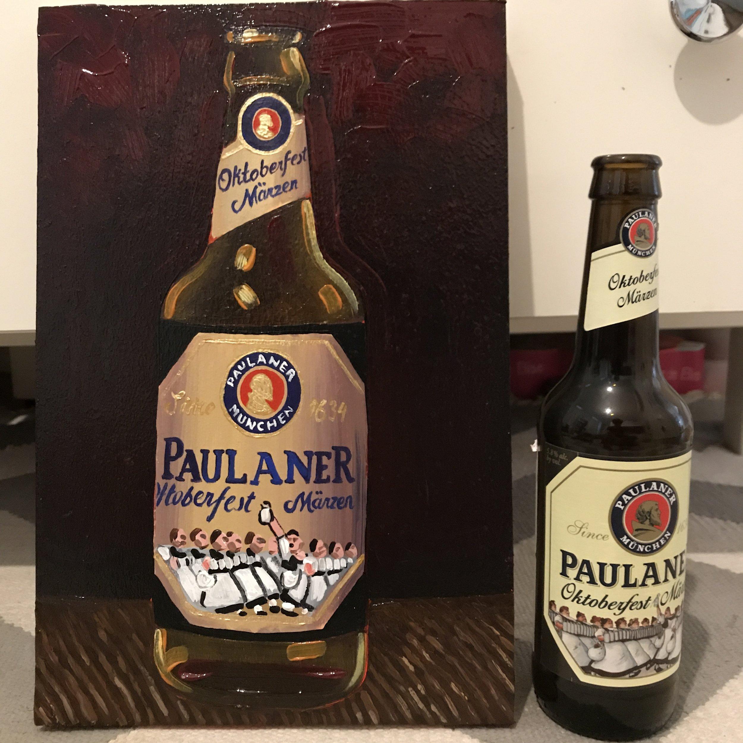 34 Paulaner Oktoberfest-Märzen (Germany)