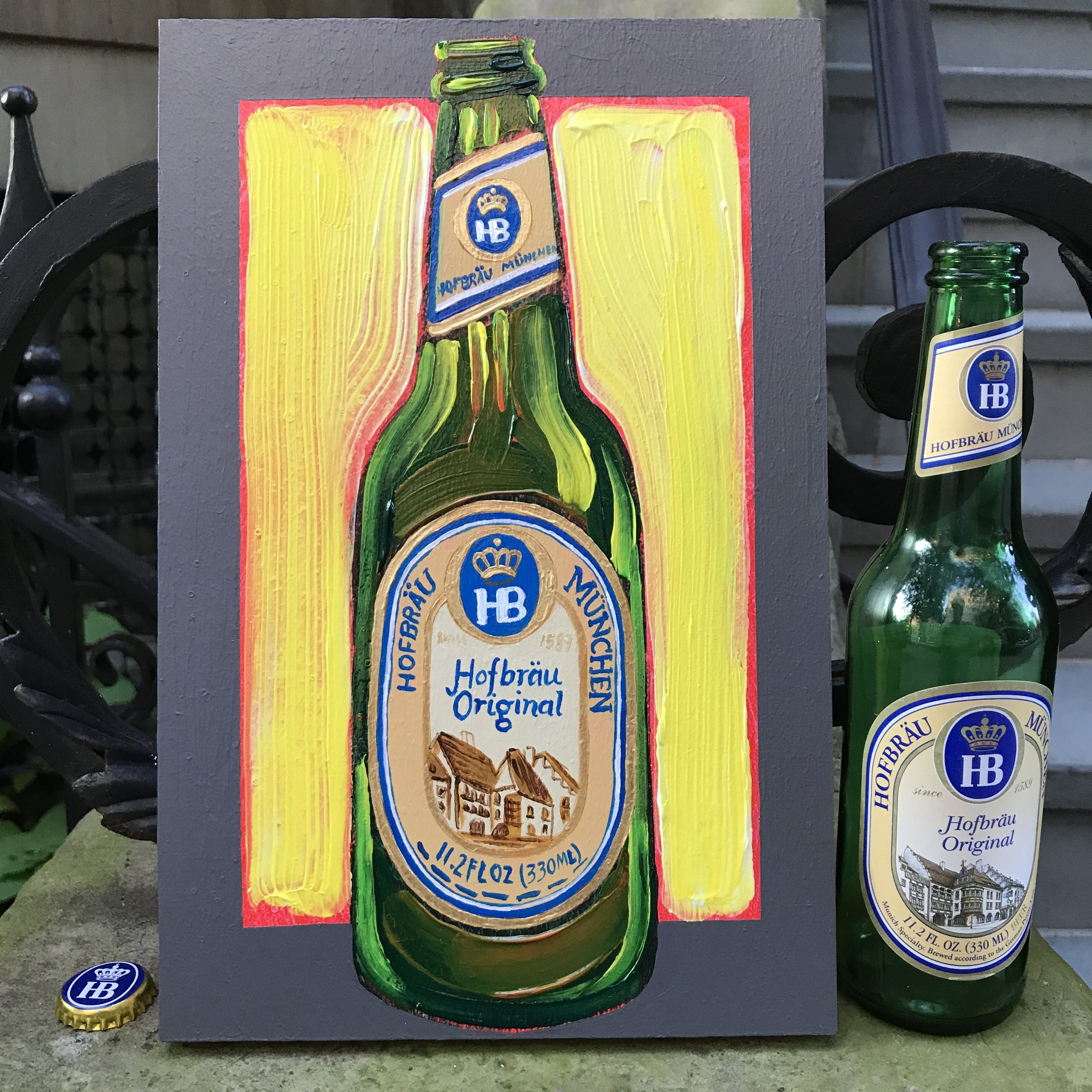 25 Hofbräu Original (Germany)