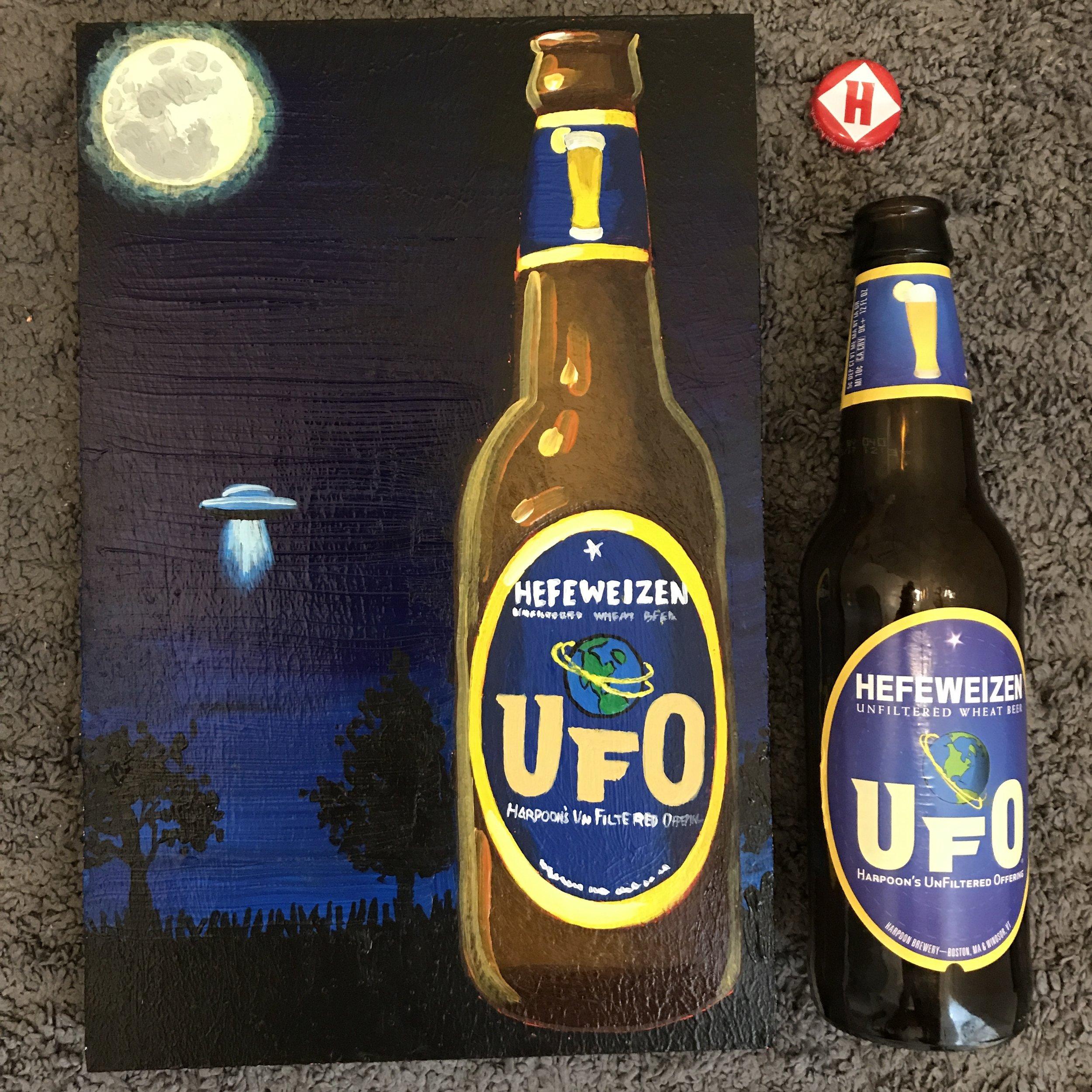 24 UFO Hefeweizen (USA)