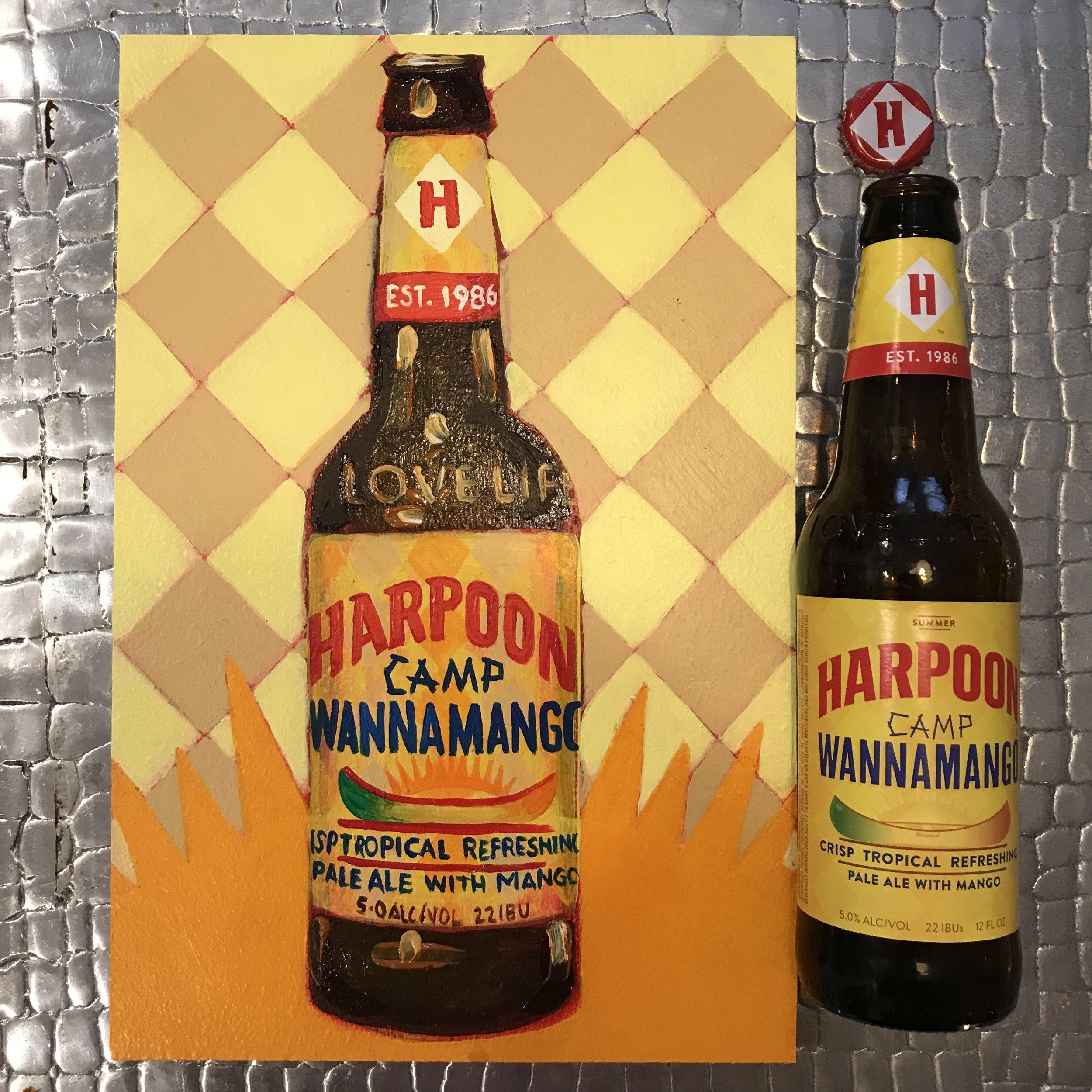 14 Harpoon Camp Wannamango (USA)