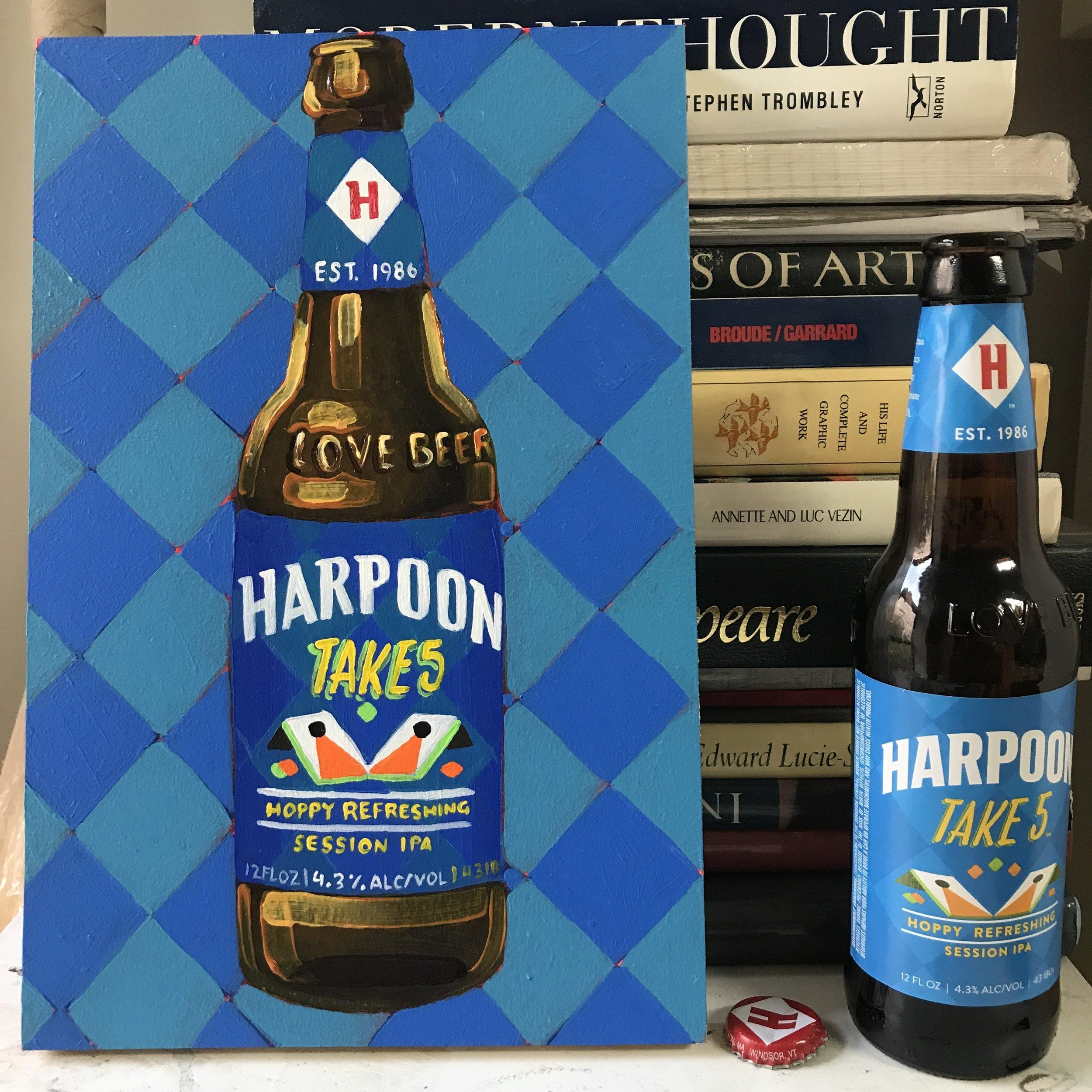 5 Harpoon Take 5 (USA)