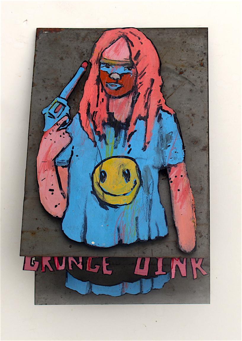 Grunge Oink, 2016
