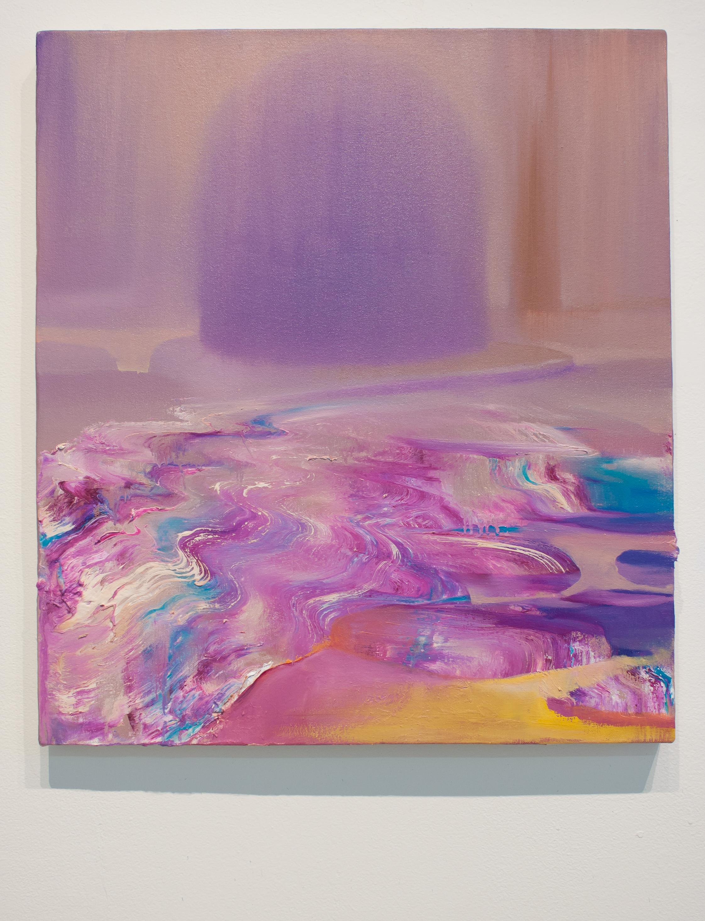 Sepulcher | 2018 | oil on canvas | 23 x 20 in.