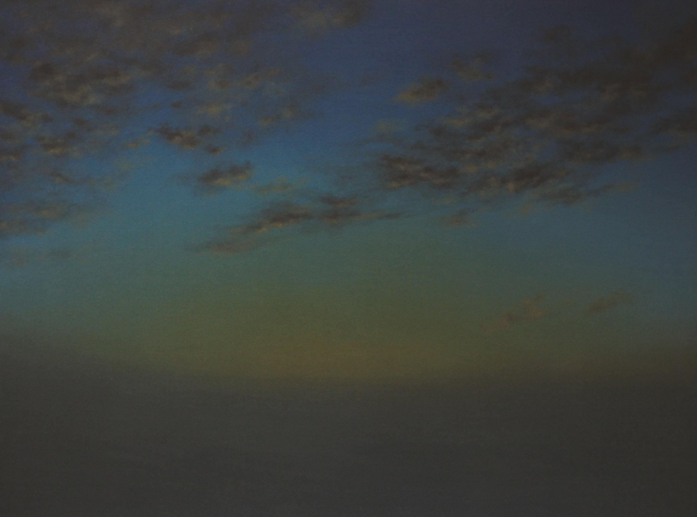 Radhika Kacha   Untitled   2017   Oil on Canvas   36 x 48 in.