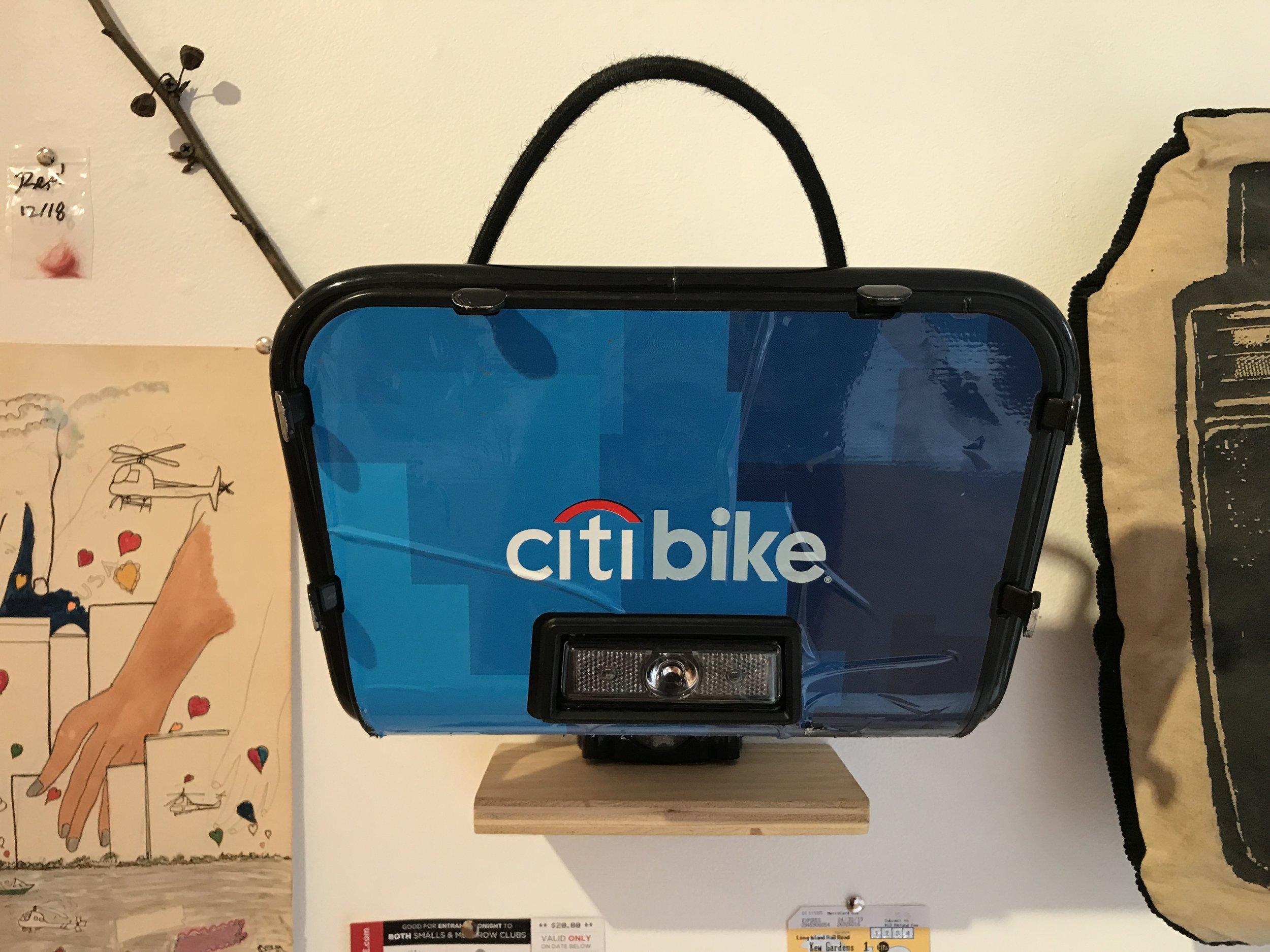 Citibike Basket (Matt Chaban, Writer)
