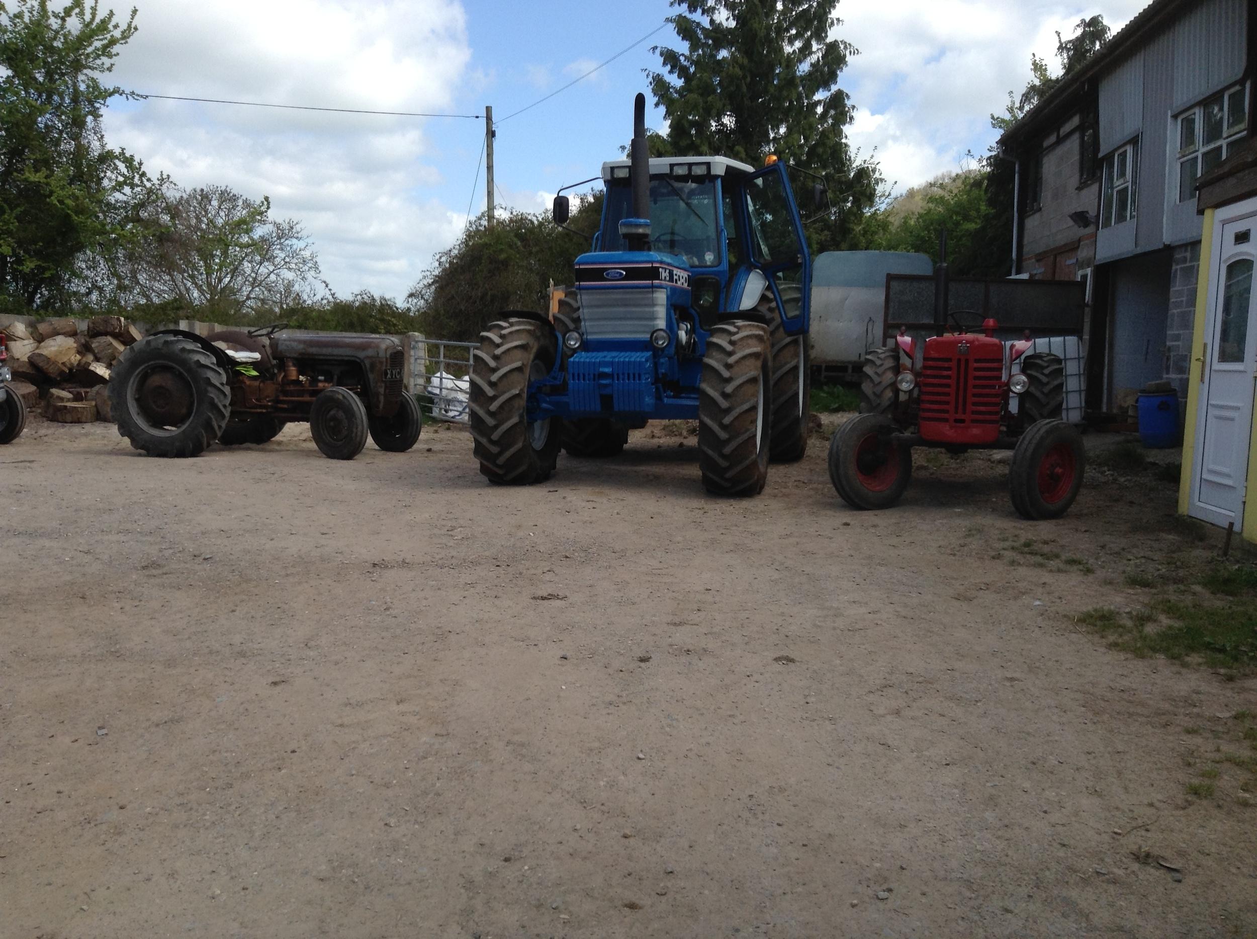 Tractor Run1