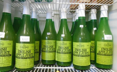 Apple Juice - Sweet, Medium & Sharp - 70cl - £3