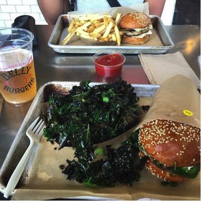 Foto zdroj: Belly burger Facebook