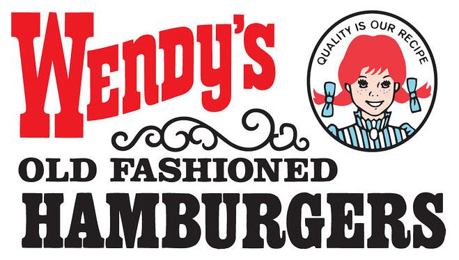 Wendy's logo (1976 – 1978)