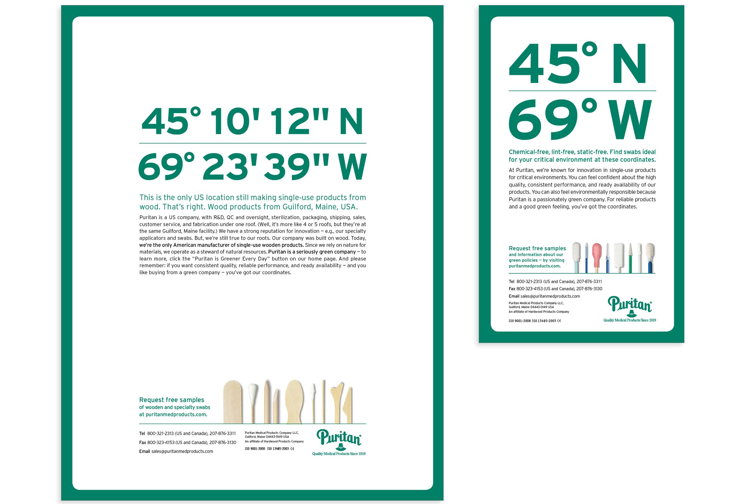 Locations Ad Campaign