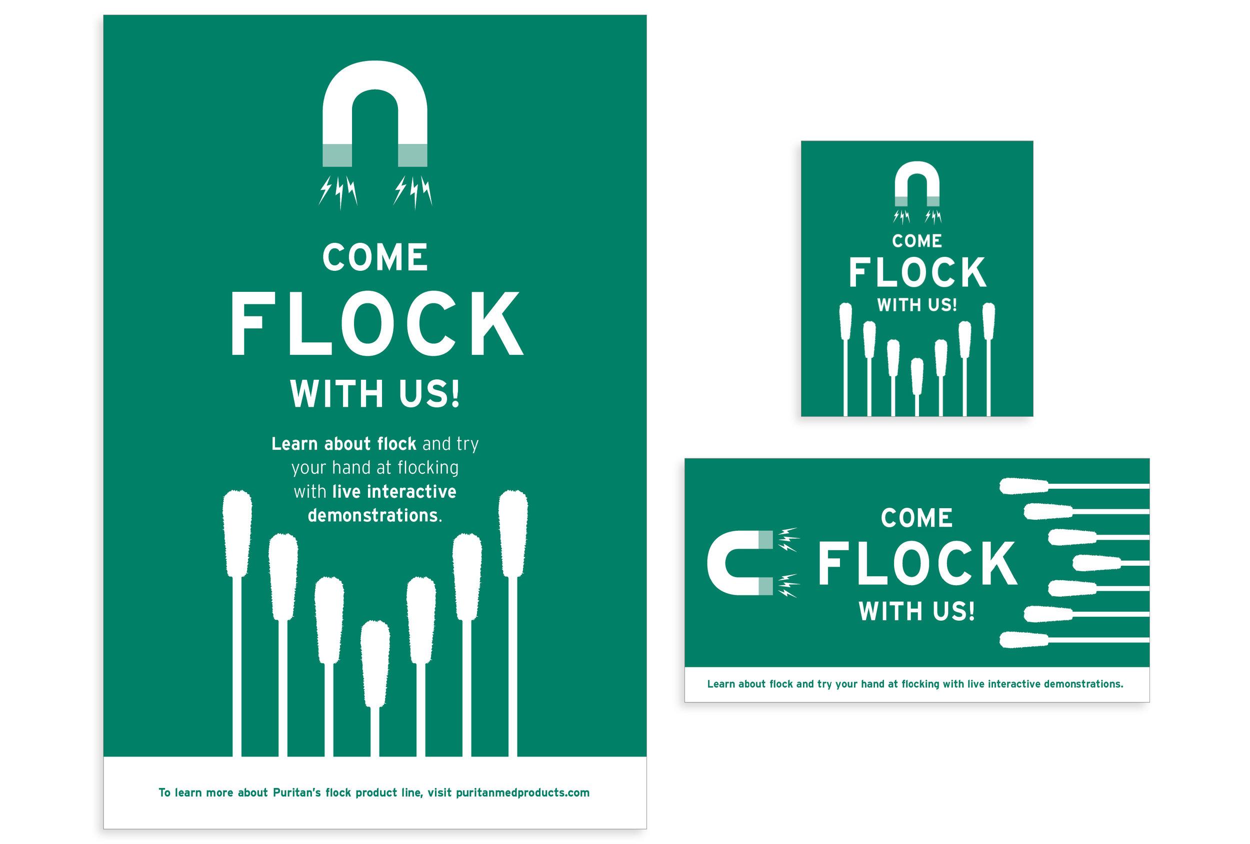 Flock Demo Promotions