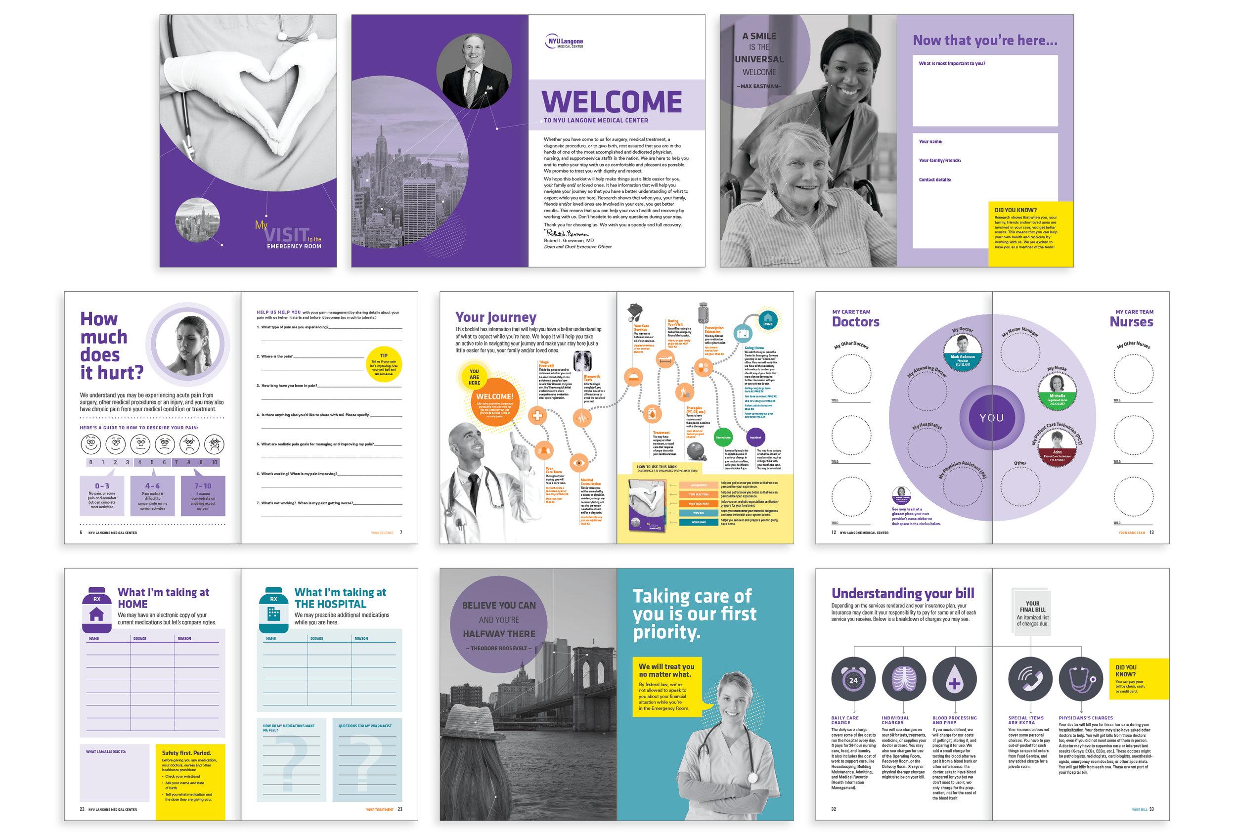 Patient Booklet & Workbook