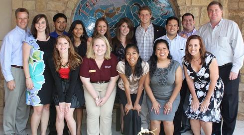 Spring 2011 Housley Principled Leadership Program class