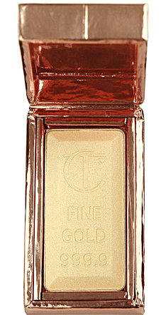 Charlotte Tilbury's Bar of gold highlighter at Selfridges -  http://www.selfridges.com/en/Christmas/Categories/Gifts-by-price/Gifts-under-GBP50/For-her/Bar-of-Gold_455-3003231-FGLD55DX1R10/
