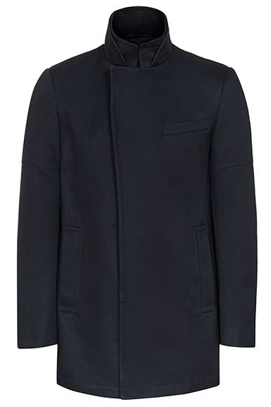 Reiss Navy pea coat