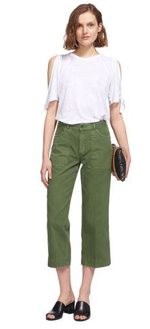 Whistles Cargo chino trouser £119.00