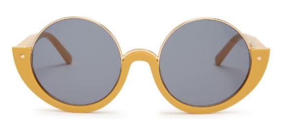 Round frame sunglasses, Marni £345.00