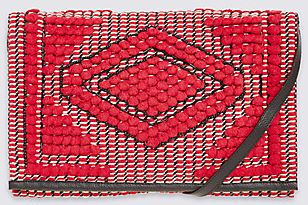 Aztec cross body bag, Marks and Spencer £25