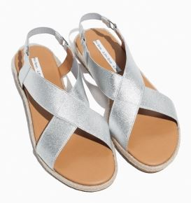 Cross strap sandals, &other stories £45.00